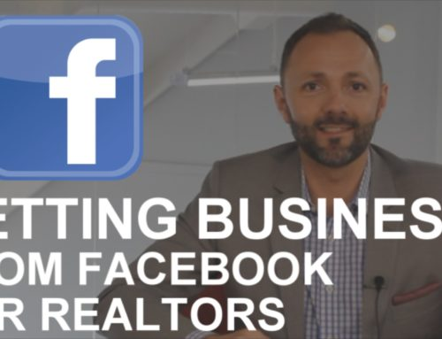 Getting Business From Facebook For REALTORS