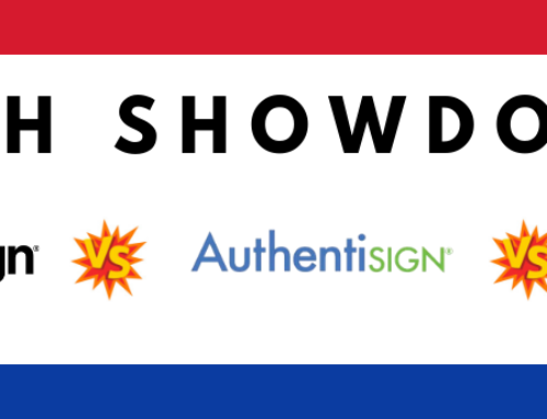 E-Signature Tech Showdown: DocuSign vs Authentisign vs Repree (REALTOR® Review)
