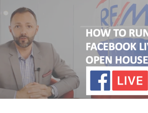 How To Run Facebook Live Open Houses