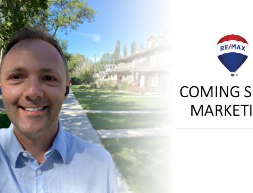 Coming Soon Marketing on REMAX.ca