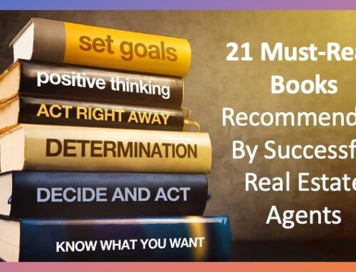 21 Must Read Books Recommended by Successful Real Estate Agents